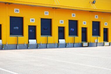 Remont Tore - Industrie Sektionaltore