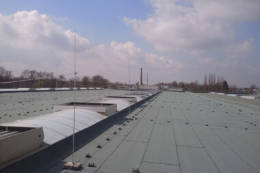 Remont Tore - RWA-Anlagen