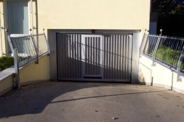 Remont Tore - Tiegaragentore - Klipptore